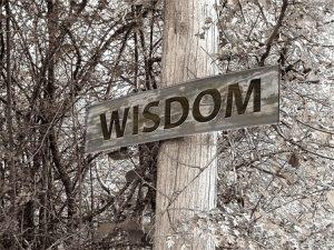 how do we acquire wisdom