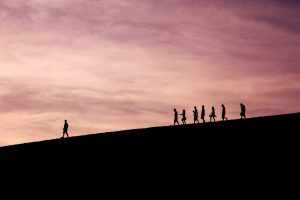 leadership is an amanah: don't mix it with personal gain